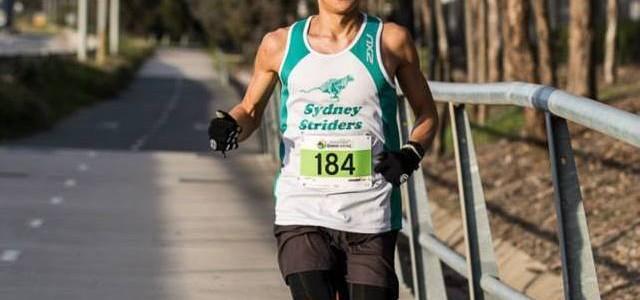 Westlink M7 Marathon – 2nd place (2:33:12)