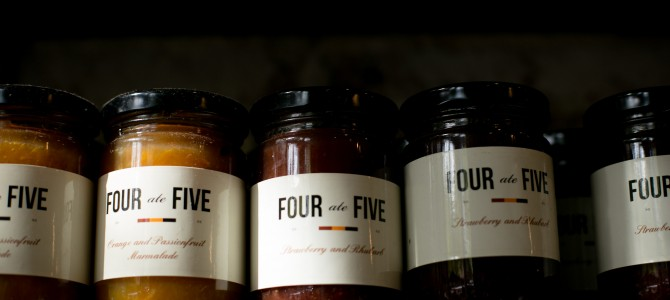 Four Ate Five, Surry Hills (Feb-16) (♦♦♦♦)