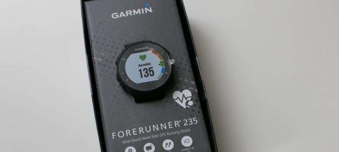 Garmin Forerunner 235 – Review
